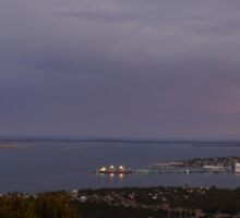 Port Lincoln Panorama From Winter's Hill by Ben Scholz