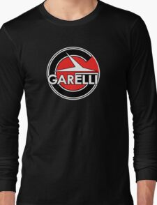 Garelli Motorcycles Long Sleeve T-Shirt