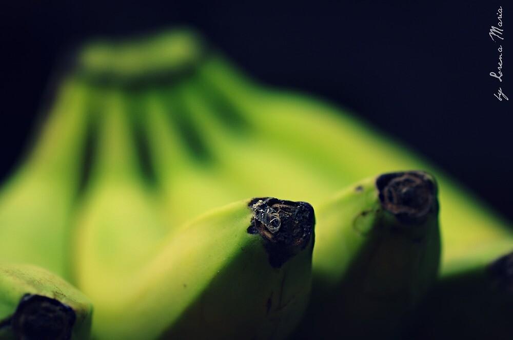 bananos by Lorena María