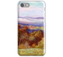 Trawool Valley Landscape iPhone Case/Skin