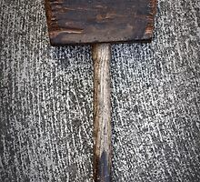 Antique Hammer by Ryan Carter