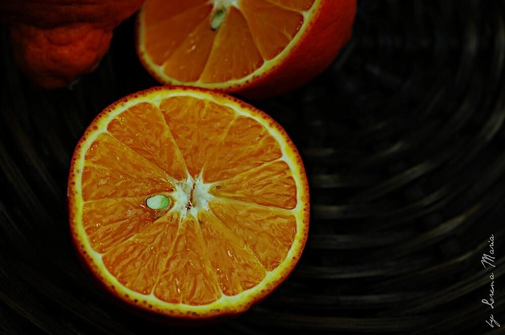 naranjas by Lorena María