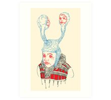 Anima Mondieu Art Print