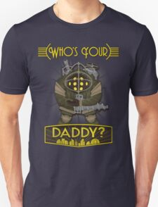 Bioshock - Who's Your Daddy? T-Shirt