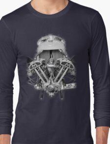 Morgan Supersport Long Sleeve T-Shirt