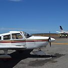 Piper Archer, REX SAAB 340 &amp; RFDS PC-12 by Ben Scholz