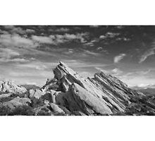 Vasquez Rocks by Onny Carr