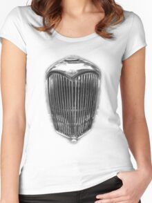 Riley Motor Vehicle Women's Fitted Scoop T-Shirt