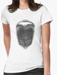 Riley Motor Vehicle Womens Fitted T-Shirt