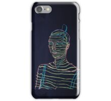 scanned iPhone Case/Skin