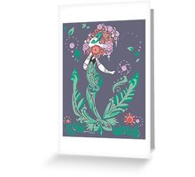 Florges Greeting Card