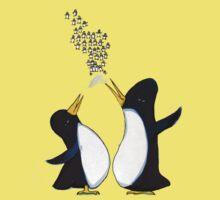Penguins Chatter Kids Clothes