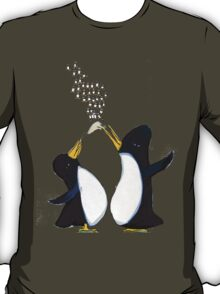 Penguins Chatter T-Shirt