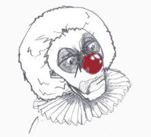 Madness The Clown by beastart