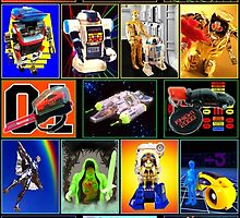 80s Totally Radical TOY Spectacular!!! by atomicthumbs78