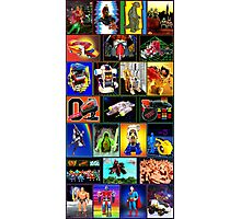 80s Totally Radical TOY Spectacular!!! Photographic Print