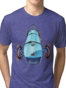 BWA Vintage Car Tri-blend T-Shirt