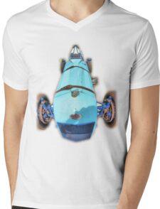 BWA Vintage Car Mens V-Neck T-Shirt