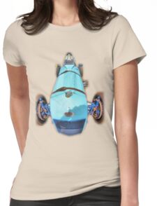 BWA Vintage Car Womens Fitted T-Shirt