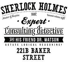 Sherlock Holmes Expert by FiberWay