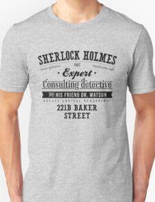 Sherlock Holmes Expert T-Shirt