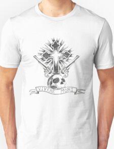 VIVERE MORI Unisex T-Shirt