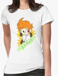 Claus - Mother 3 Womens Fitted T-Shirt