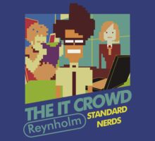 The It Crowd Nes game by ThanThan-Store