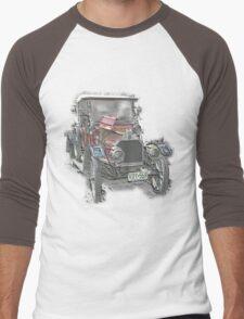 FN 20HP Men's Baseball ¾ T-Shirt