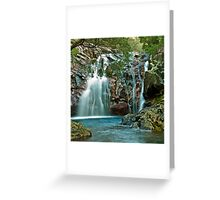 Magic Places III Greeting Card