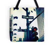 52nd Street - NYC Tote Bag