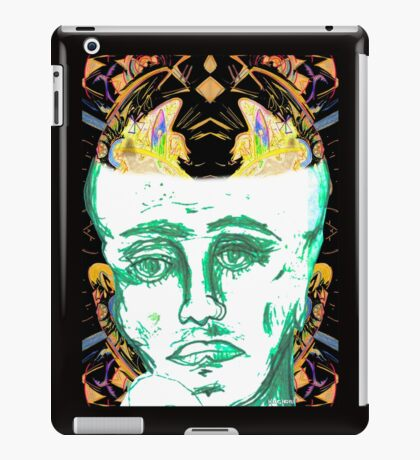 surfer girl 2000 iPad Case/Skin