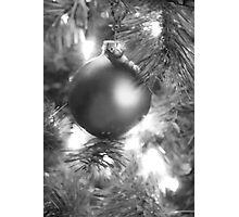 Ornament in Black & White Photographic Print