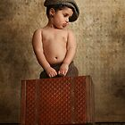 toddler ready to leave home by PhotoStock-Isra