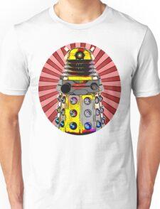 Cartoony Dalek Unisex T-Shirt