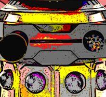 Cartoony Dalek Sticker