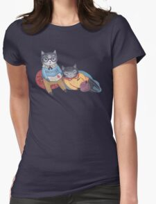 Playtime! Womens Fitted T-Shirt