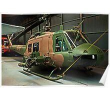 UH-1 Bushranger Poster