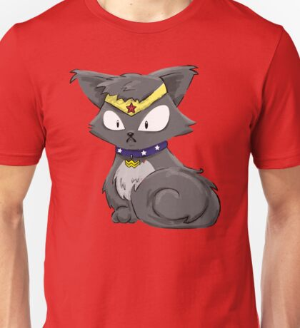 Wonder Kitty Unisex T-Shirt