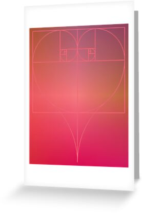 Fibonacci Valentine by Technohippy