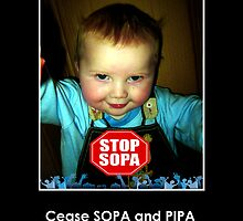 Stop SOPA, PIPA and ACTA by cherrytops