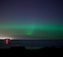 Aurora Borealis - Whitley Bay by ThomasHeaton