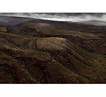 Hammersley Ranges Photographic Print