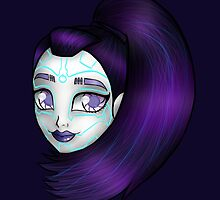 Monster High - Elle Eedee by MokaMizore97