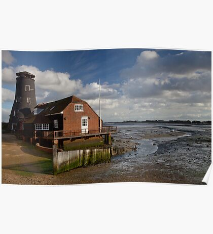 Langstone Mill Poster