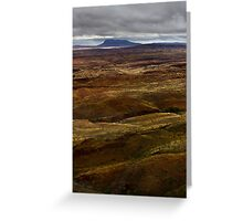 Mount Newman Greeting Card