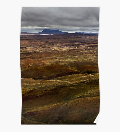 Mount Newman Poster