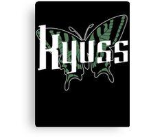 Kyuss Butterfly Canvas Print