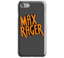 Max Rager (Stacked) - iZombie iPhone Case/Skin