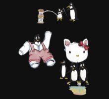Mending Hello Kitty One Piece - Short Sleeve
